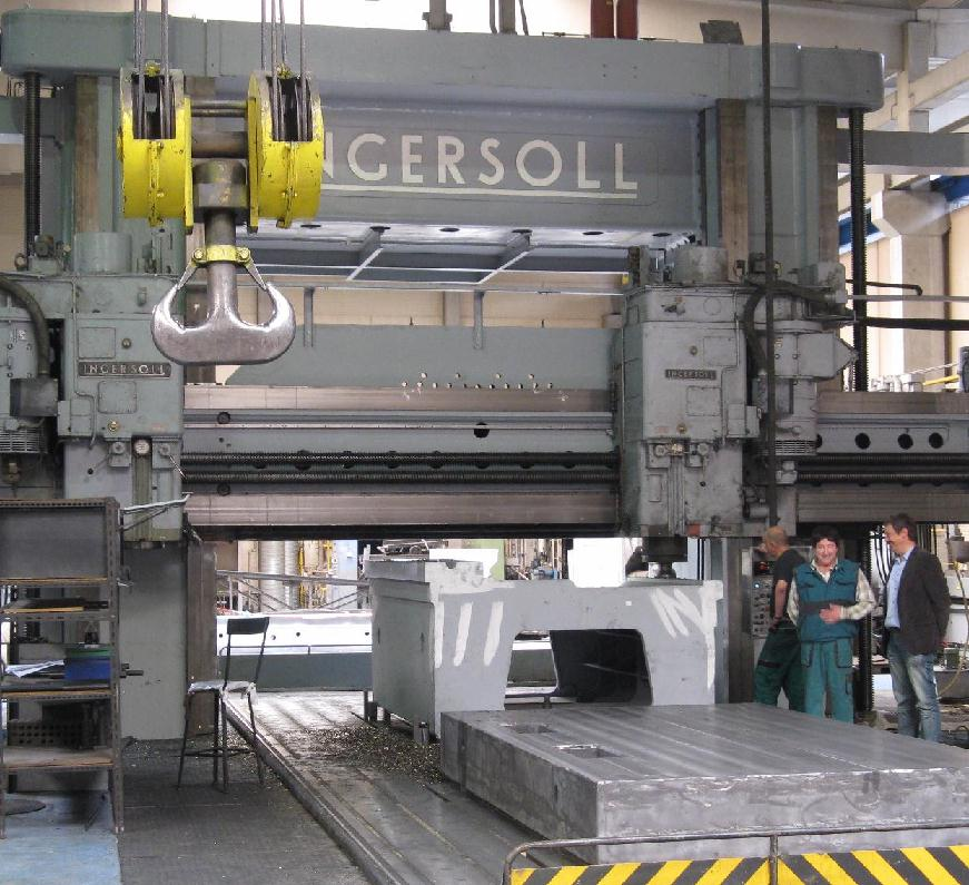 ingersoll milling machine